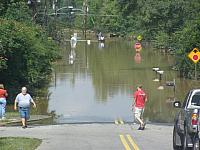 2009 Flood - Clarkdale School - Austell Ga